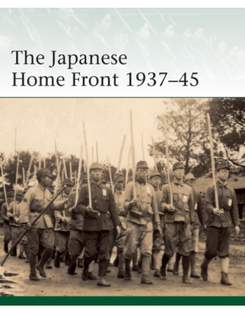 Japanese Home Front 1937 45