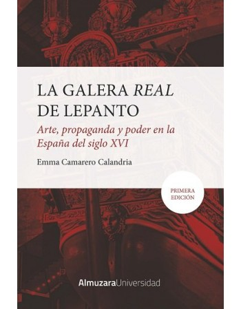 La Galera real de Lepanto