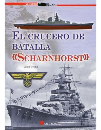 El crucero de batalla...