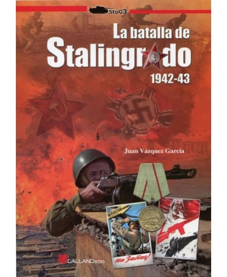 La batalla de Stalingrado 1942-43