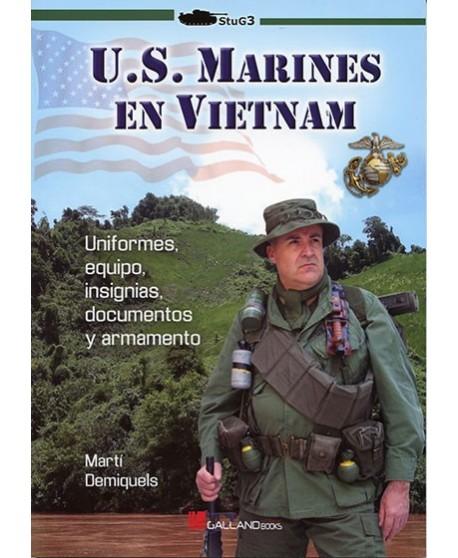 U.S. Marines en Vietnam