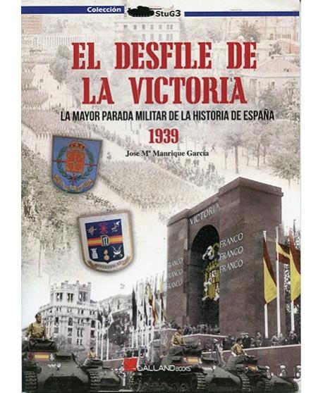 El Desfile de la Victoria, 1939