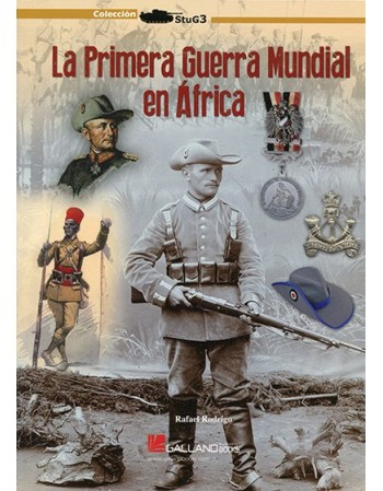 La I Guerra Mundial en África