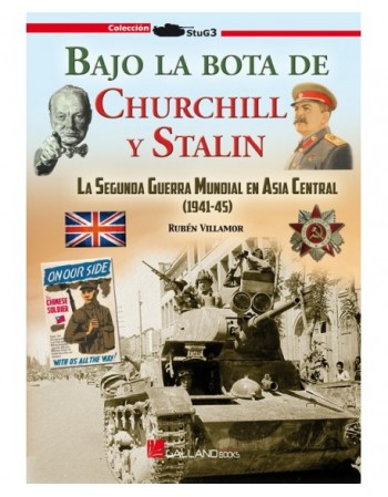 Bajo la bota de Churchill y...