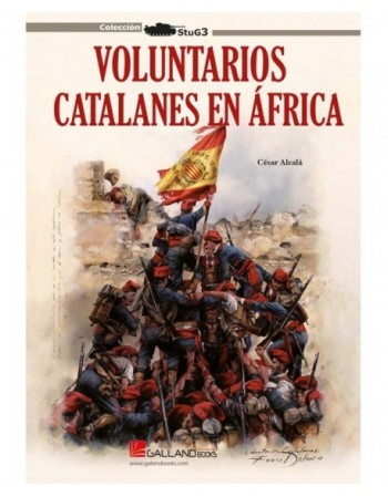 Voluntarios catalanes en...