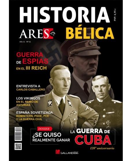 Revista Historia Bélica Ares nº 61