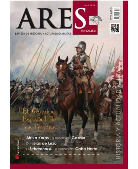 Revista Ares 35