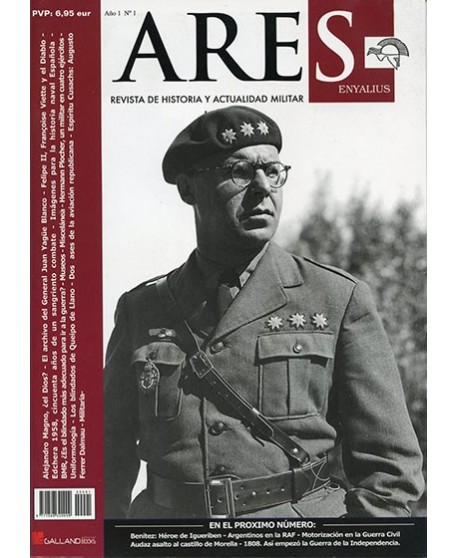 Revista Ares 1