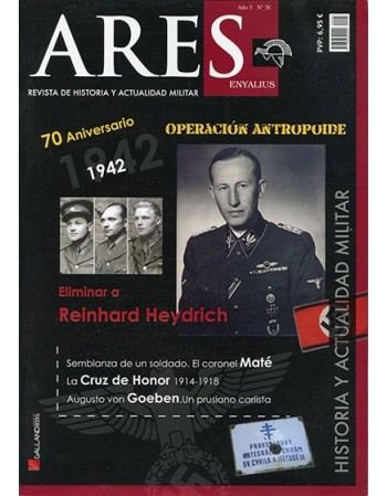 Revista Ares 26