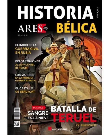 Revista Historia Bélica Ares n.º 60
