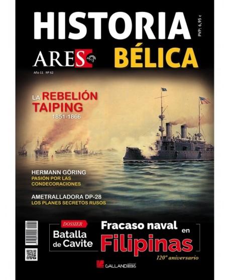 Revista Historia Bélica Ares nº 62