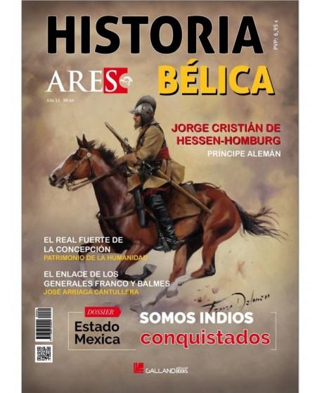 Revista Historia Bélica Ares nº 64