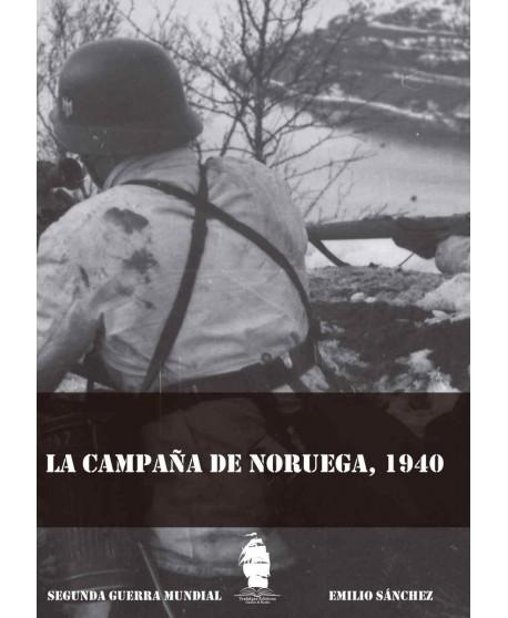 La Campaña de Noruega, 1940