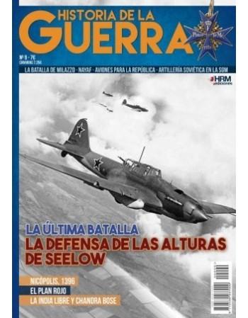 Historia de la Guerra nº 9...
