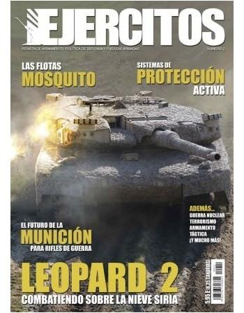 Revista Ejércitos nº 2...