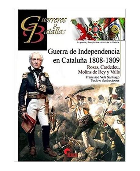 Guerra de Independencia en Cataluña, 1808-1809. Rosas, Cardedeu, Molins de Rey