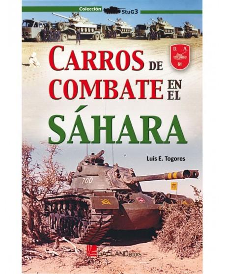 Carros De Combate En El Sáhara