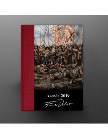 AGENDA ILUSTRADA 2019...