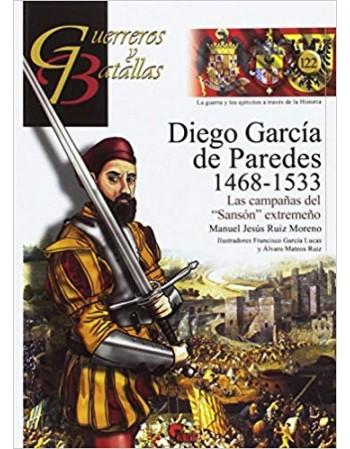 Diego García de Paredes,...