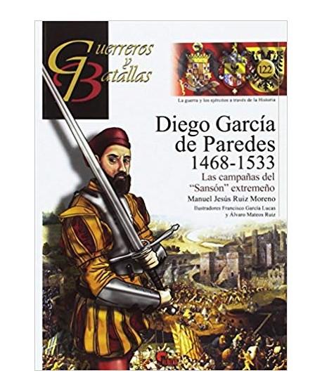 """Diego García de Paredes, 1486-1533 : las campañas del """"Sansón"""" extremeño"""