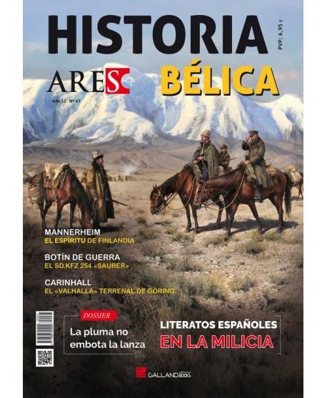Revista Historia Bélica Ares Nº 67