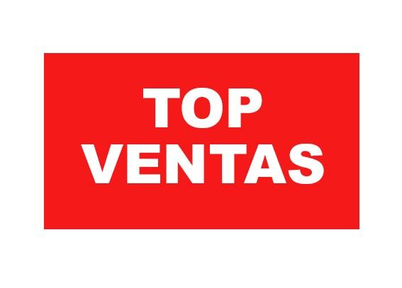 TOP Ventas / Bestsellers